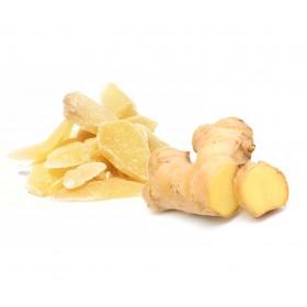 Ginger Crystallized (500gr)