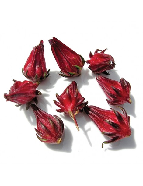 Hibiscus Flower Crystallized (500gr)