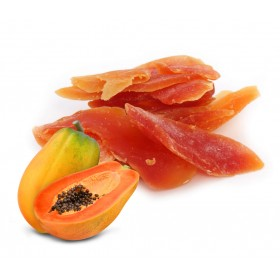 Papaya Dried (no sugar) (500gr)