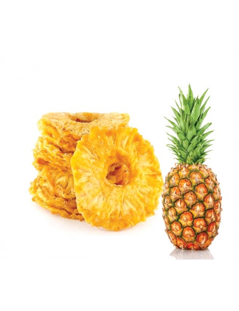 Pineapple Rings Dried (no sugar) (500gr)