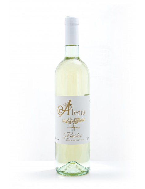 Alena Medium Dry White Wine (750 ml)