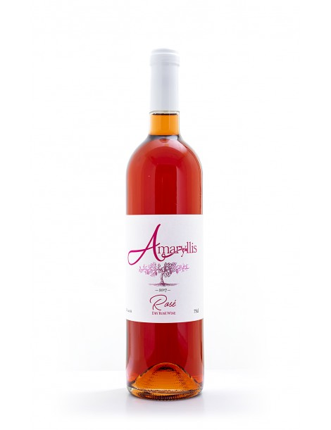 Amaryllis Dry Rosé Wine (750 ml)
