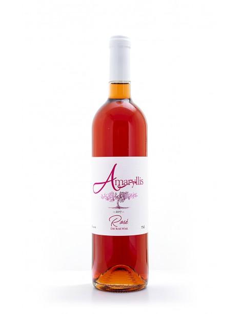 Amaryllis Dry Rosé Wine (750 ml)