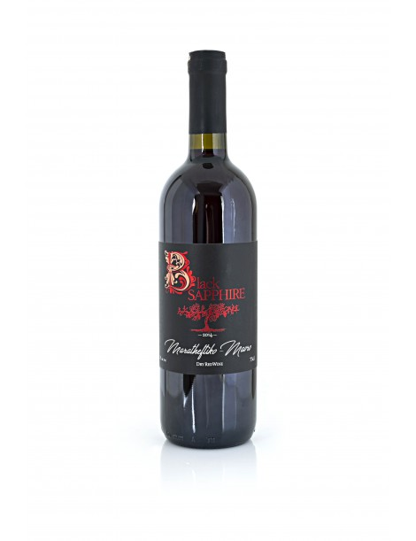 Black Sapphire Dry Red Wine (750 ml)