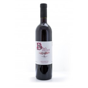Black Velvet Medium Dry Red Wine, 75cl