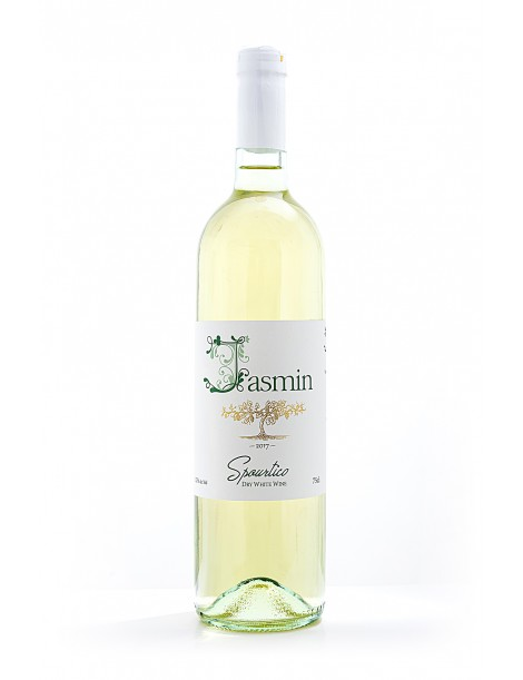 Jasmin Spourtico Dry White Wine, 75cl