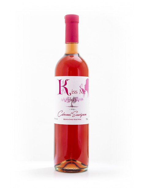 Kiss Me Cabernet Sauvignon (750 ml)