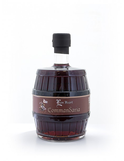 Lion Heart Commandaria, 50cl