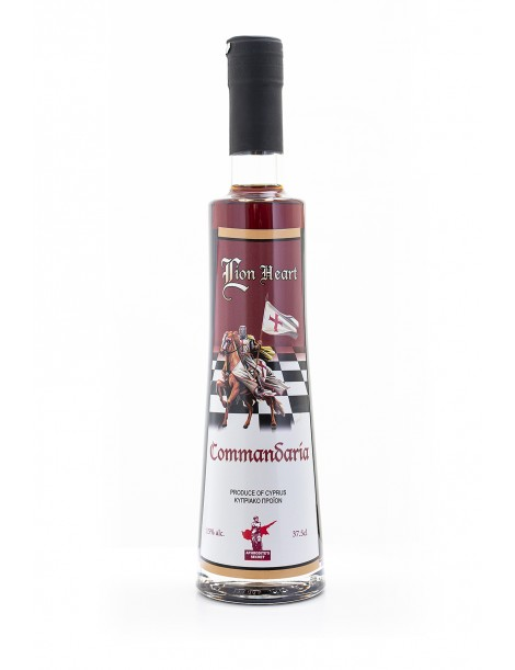 Lion Heart Commandaria (375 ml)