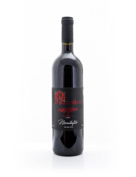 Marathos, Red Dry Wine - 2016, 75cl