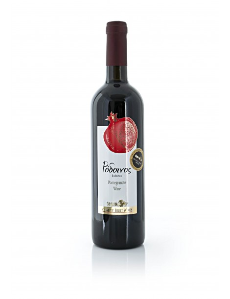Rodinos Pomegranate Wine (750 ml)