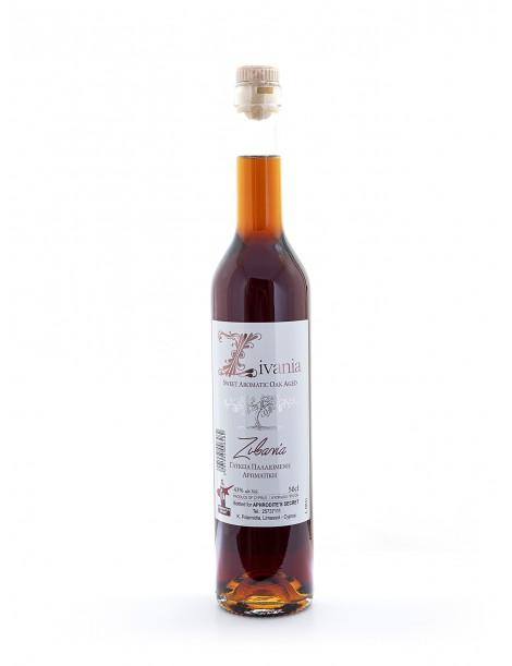 Zivania Traditional Spirit, Oak Aged, 50cl