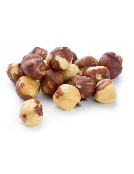 Roasted Salted Hazelnuts (500gr)